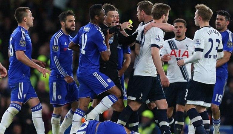 Koboi-koboi di Stamford Bridge