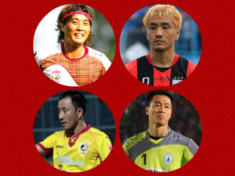 Empat Pemain Korea Selatan Terbaik yang Pernah Merumput di Klub Indonesia