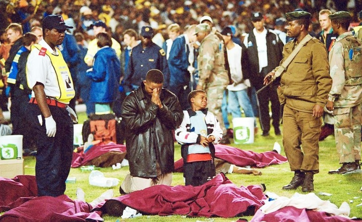 Tragedi Berdarah 11 April di Ellis Park