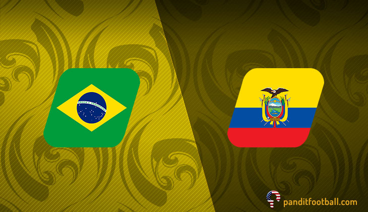Hasil Imbang Brasil-Ekuador Dihiasi Kontroversi