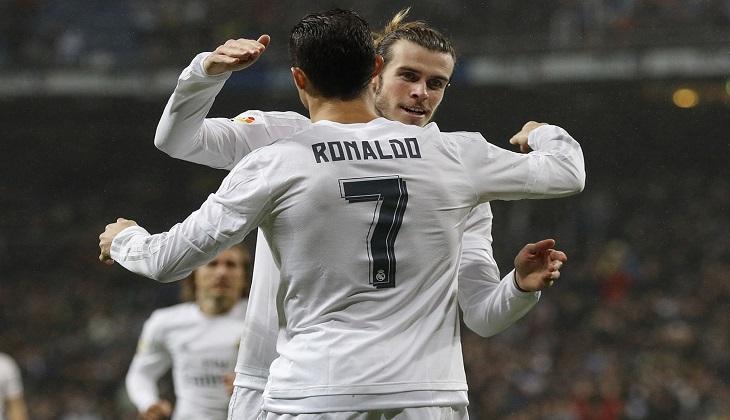 Kemenangan Hampa Real Madrid