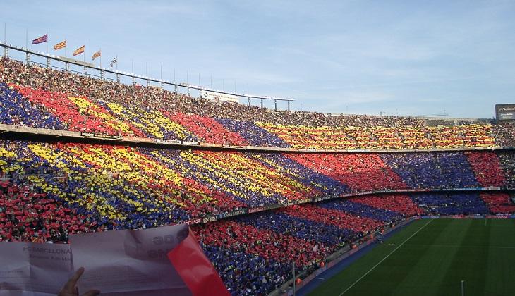 Cerita yang Jarang Diketahui Soal Pengeras Suara di Stadion Camp Nou