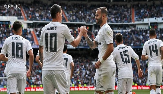 Cetak Gol ke Gawang Eibar, Ronaldo Catatkan Rekor Baru La Liga
