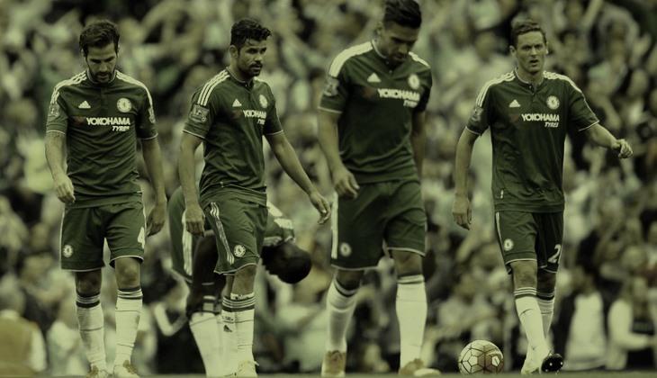 """The Underperfomers"" Liga Primer Inggris musim 2015/2016"