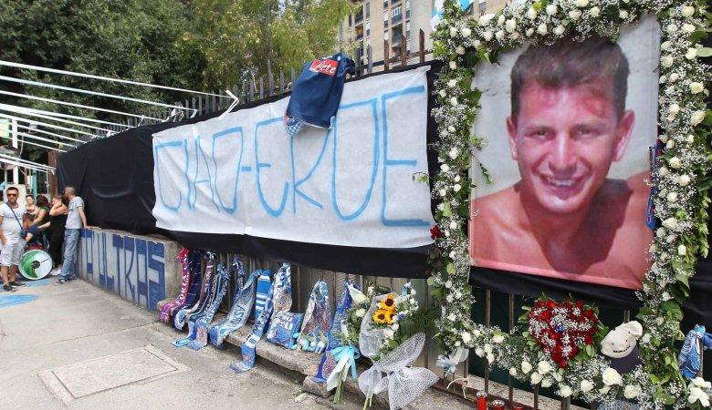 Pengujung Hidup Pentolan Ultras Roma dalam Kematian Ciro Esposito