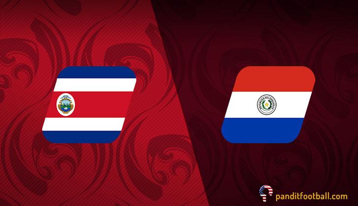 Memasang Penyerang Muda, Paraguay Gagal Tumbangkan Kosta Rika