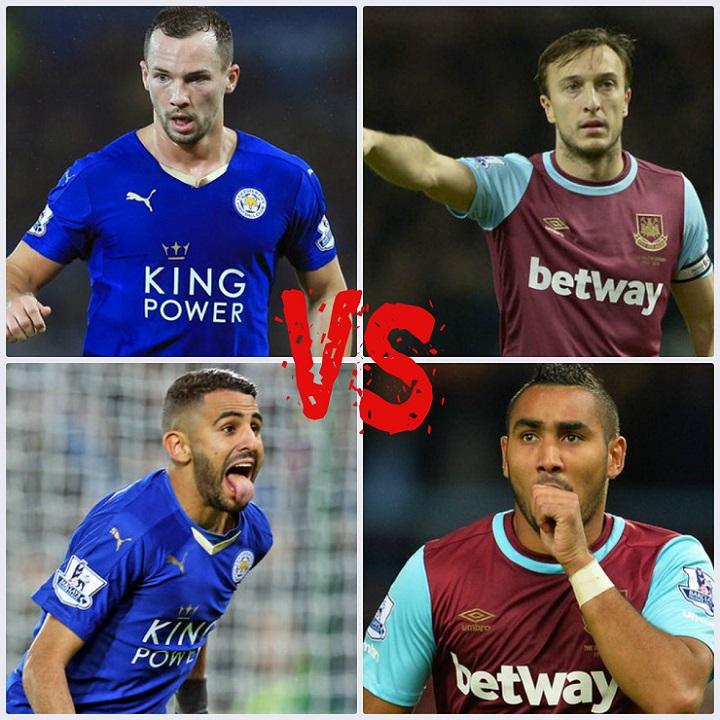 Duel Dua Pemain Kunci dan Dua Pemain yang Sempat Terpinggirkan di Laga Leicester-West Ham