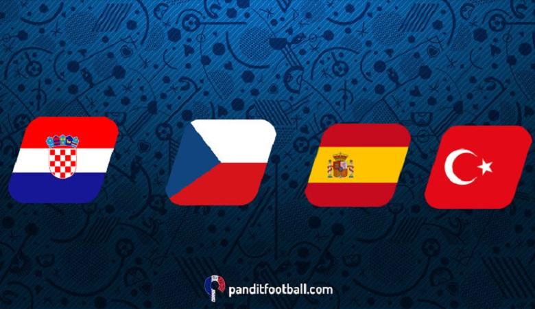 Grup D Piala Eropa 2016: Spanyol dan Kroasia yang Lolos? Bagaimana Nasib Turki?