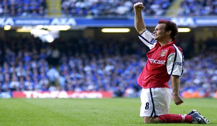 Fredrik Ljungberg, Winger Bengal Terbaik Swedia dan Selalu Dikenang Suporter Arsenal