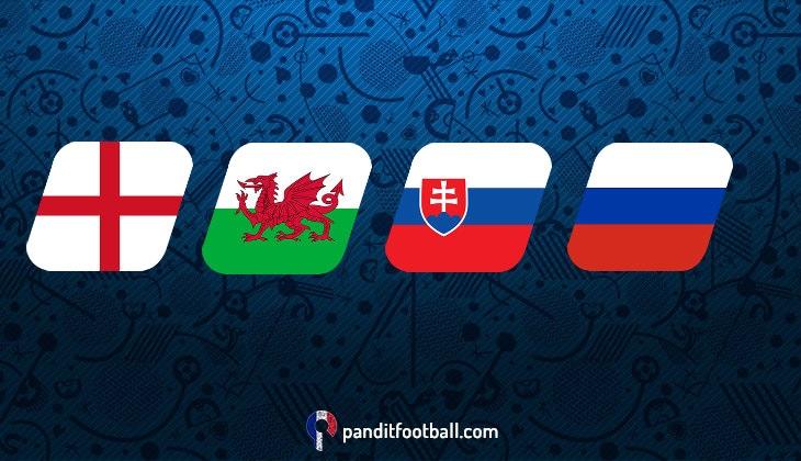 Slovakia dan Wales, Calon Penghambat Inggris di Grup B