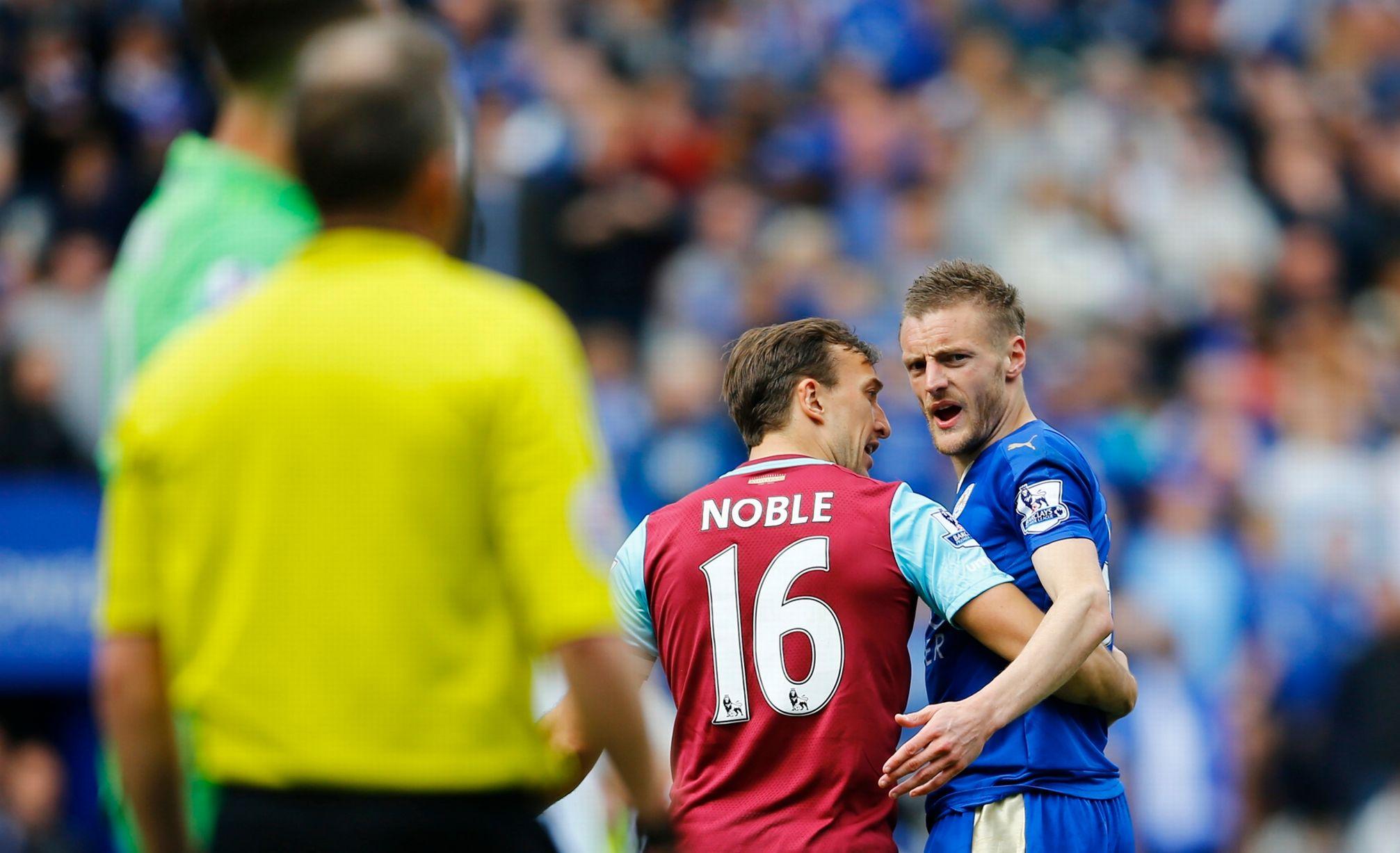 Sarat Keputusan Kontroversial, Leicester Bermain Imbang dengan West Ham