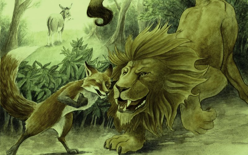 Cerdik Seperti Rubah, Buas Seperti Singa