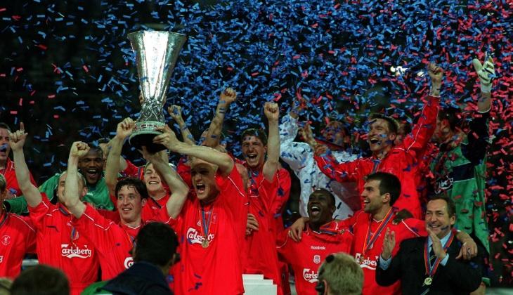 Mengingat Kembali Skuat Liverpool Saat Juara Piala UEFA 2001