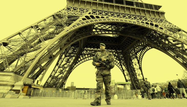 Tentang Keamanan Piala Eropa, Teroris, dan Prancis yang Belum Siap