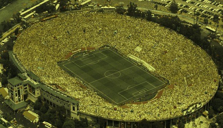 Stadion di Copa America: Menumpang di Stadion American Football