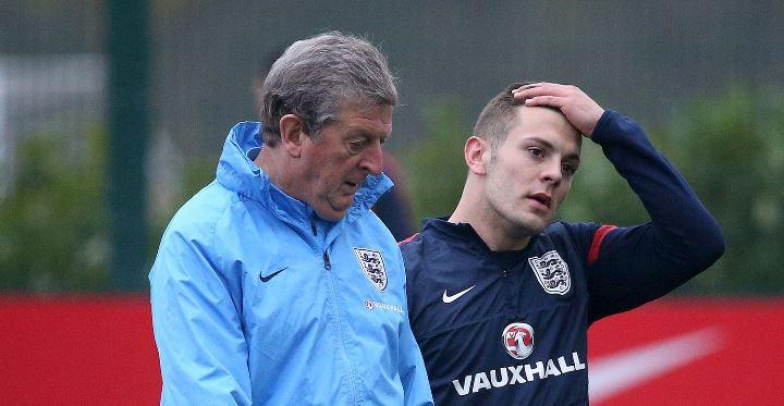 Alasan Roy Hodgson Memanggil Jack Wilshere
