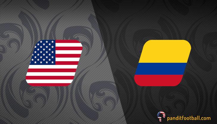 Serangan Buntu, AS Dikalahkan Kolombia 0-2