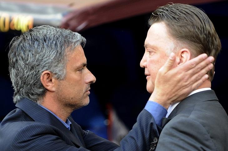 Pergantian Jabatan Van Gaal ke Mourinho Tinggal Selangkah Lagi