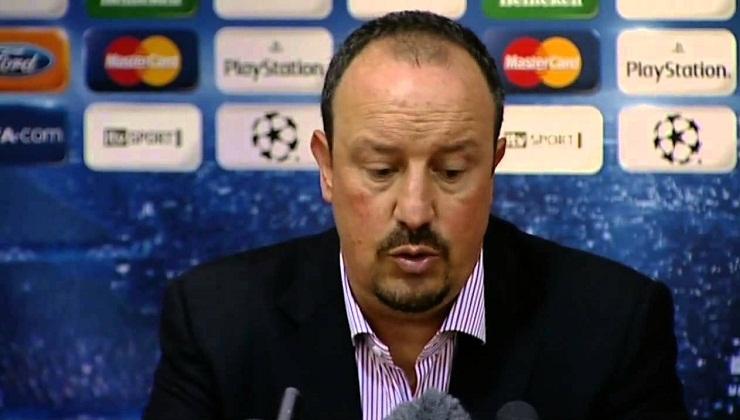 Akhir Karier Rafael Benitez (?)