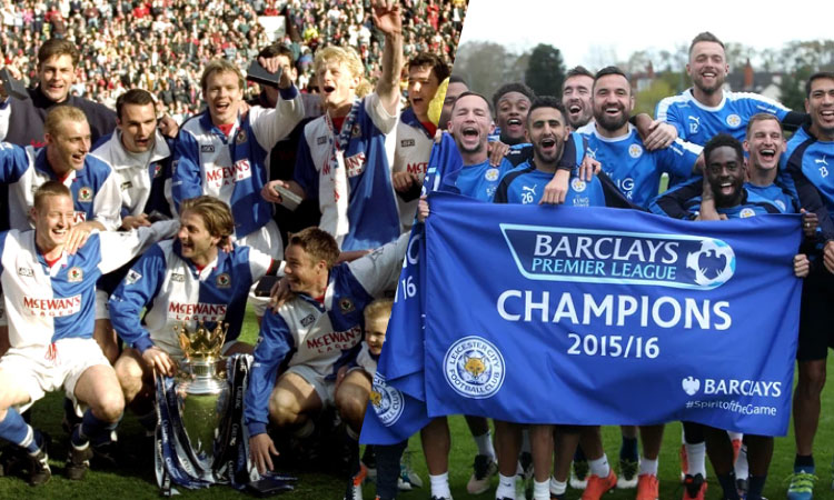 "Perbandingan ""Dongeng"" Blackburn Rovers dan Leicester City"