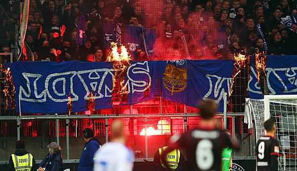 Jelang Hessen-Derby, Suporter Frankfurt Akhirnya Bisa Datang Ke Darmstadt