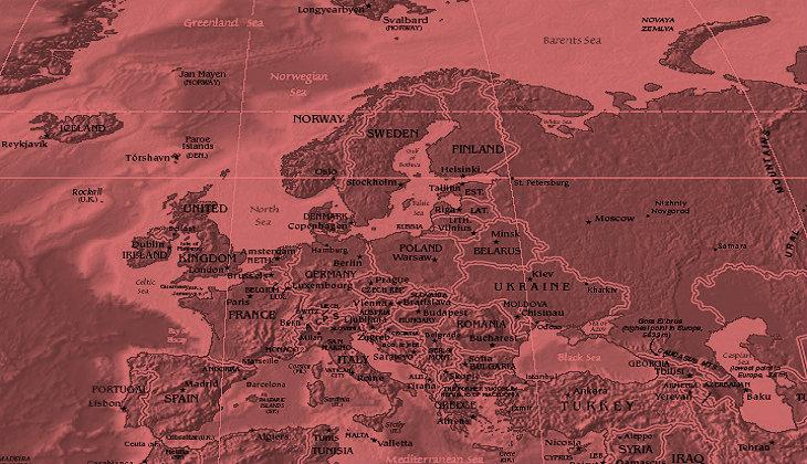 """Eropa Tunjukkan Tanda-Tanda """"Kiamat"""" Sudah Dekat"""