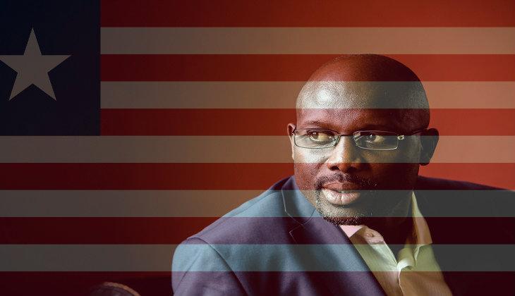 Weah Kembali Calonkan Diri Jadi Presiden Liberia