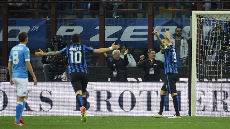 Pembalasan Dendam Inter Milan Pada Napoli