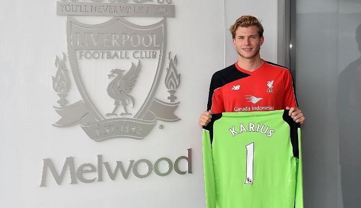 Liverpool Resmi Datangkan Loris Karius