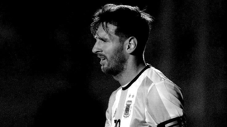 Sisi Manusia Lionel Messi