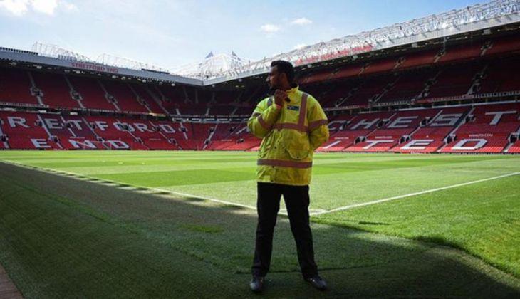 Ancaman Bom di Old Trafford dan Kepastian Nasib MU di Liga Champions