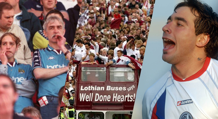 Terdegradasinya Manchester City, Hearts, Virus Sars dan Kelahiran Lavezzi
