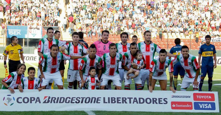 Club Deportivo Palestino, Kemerdekaan Palestina di Tanah Cile