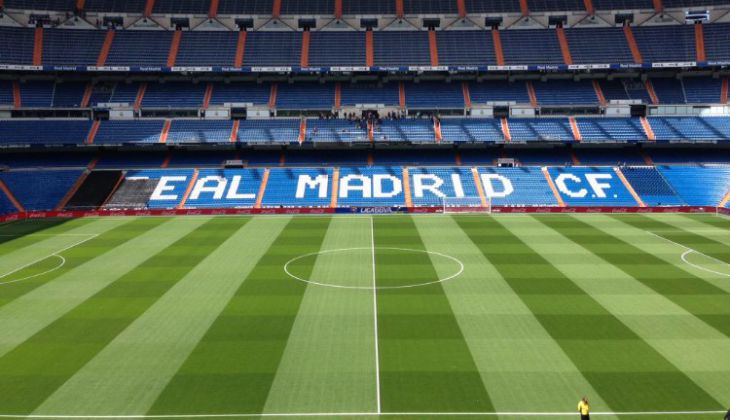 Benarkah Lapangan Santiago Bernabeu Diperlebar agar Real Madrid Menang?