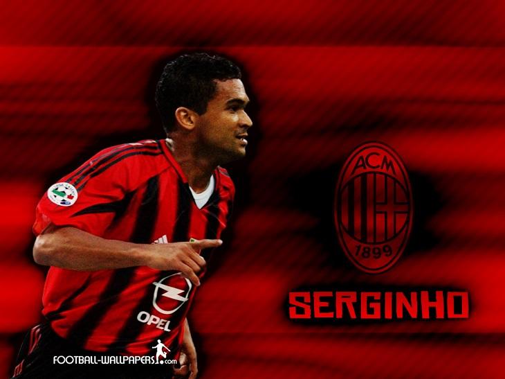 Saat Hati Serginho Terpatri di AC Milan