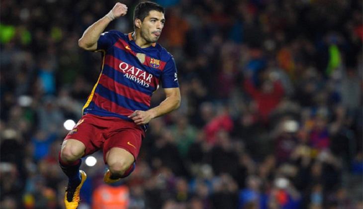 Suarez Telah Sejajar dengan Lionel Messi dan Cristiano Ronaldo