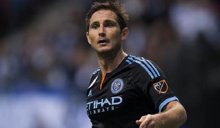 Lampard, Englishman in New York