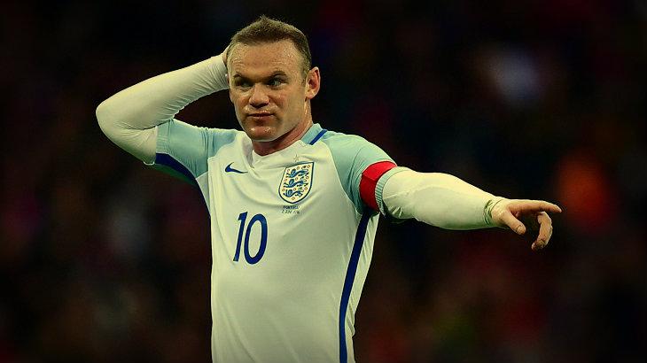 Di Manakah Hodgson Akan Memasang Rooney?
