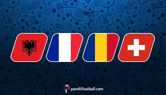 Siapa yang Akan Dampingi Prancis ke Babak 16 Besar Piala Eropa?