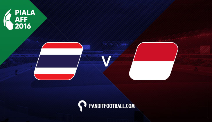 Live Blog: Piala AFF 2016 Indonesia vs Thailand
