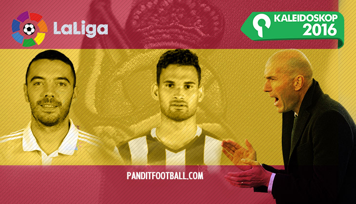Tinjauan Paruh Musim La Liga 2016/2017
