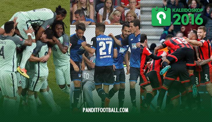 Tujuh Pertandingan Terbaik Eropa di Sepanjang Tahun 2016