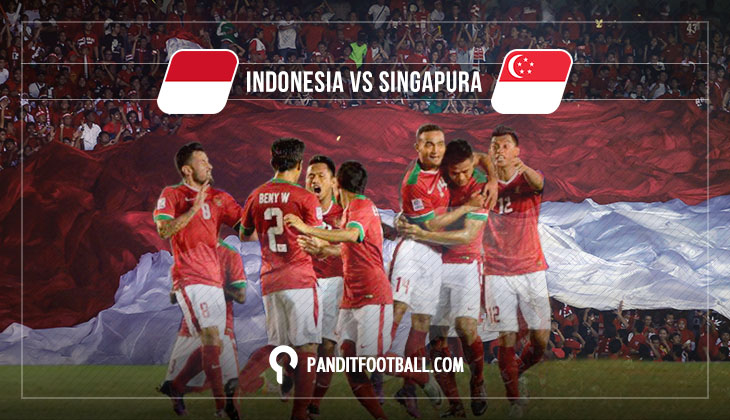 Live Blog Piala AFF 2016: Indonesia vs Singapura