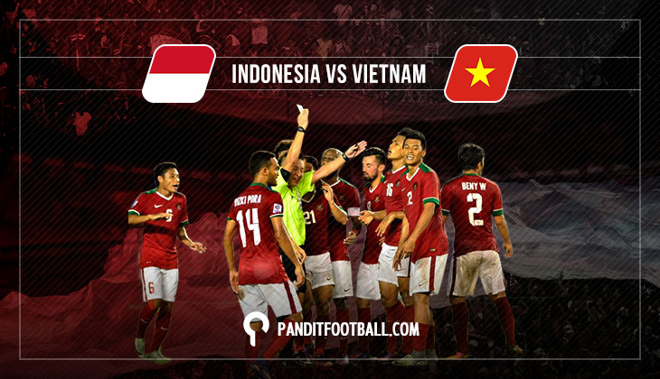 Live Blog Piala AFF 2016: Indonesia vs Vietnam