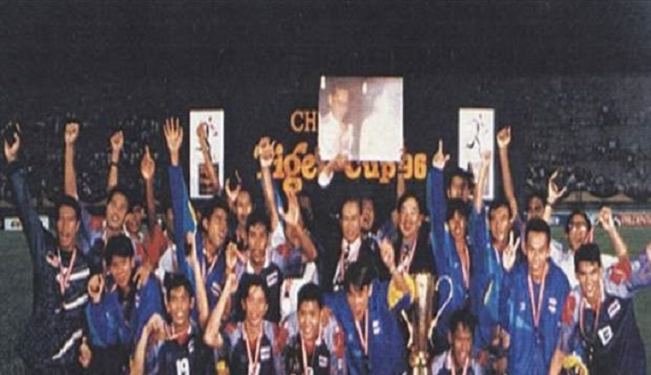Mengenang Piala AFF Pertama, Piala AFF 1996