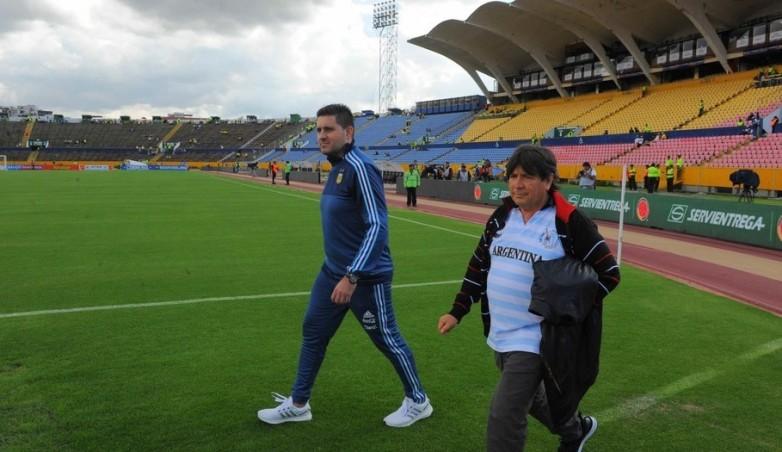 Argentina Dibantu Dukun untuk Lolos ke Piala Dunia 2018?