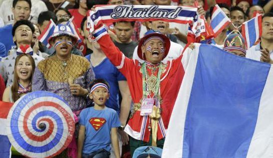 Piala AFF Bukan Lagi Level Suporter Thailand