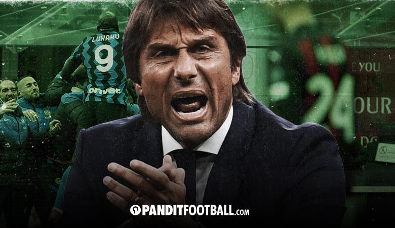 Set Play Inter Terlalu Kuat untuk Milan