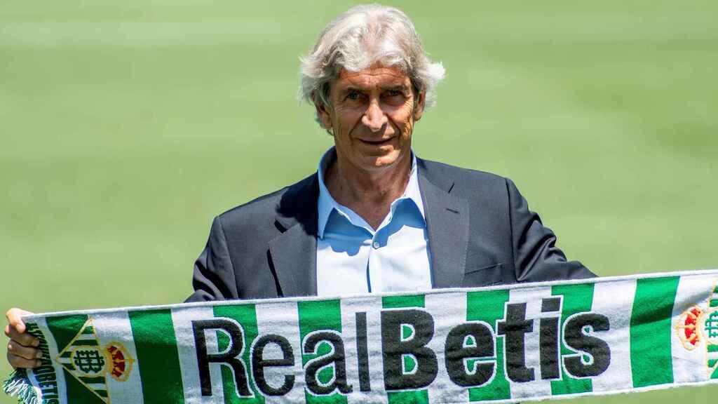 Manuel Pellegrini: Memperbaiki Real Betis, Mengangkat Harkat Pribadi