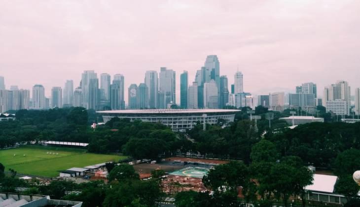 Warisan Lingkungan Hidup Asian Games